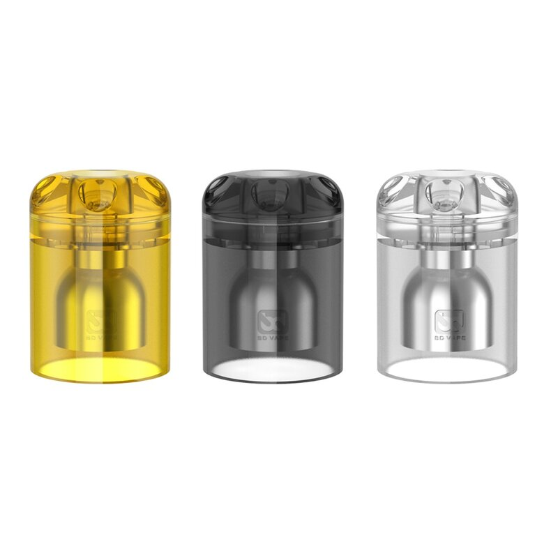 BD Vape Precisio MTL RTA PC Tank 2,7ml