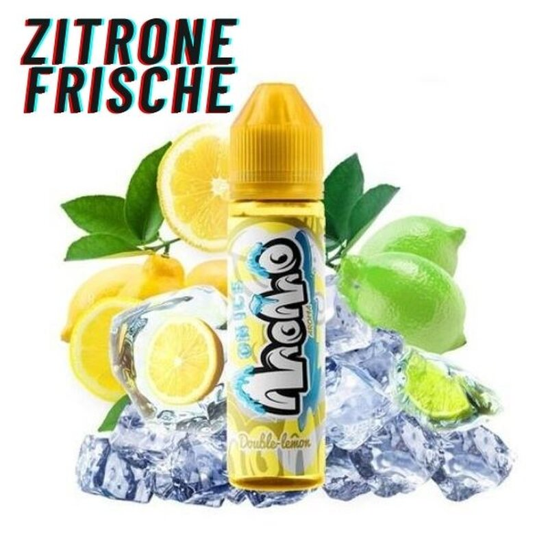 Double Lemon on Ice Aroma 20ml Momo