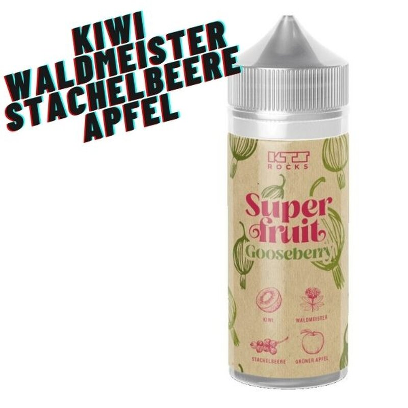 Goosberry Aroma 30ml Superfruit by KTS