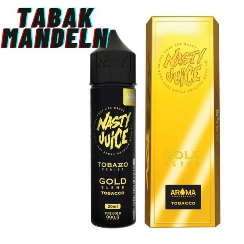 Tobacco Gold Blend Aroma 20ml Nasty Juice