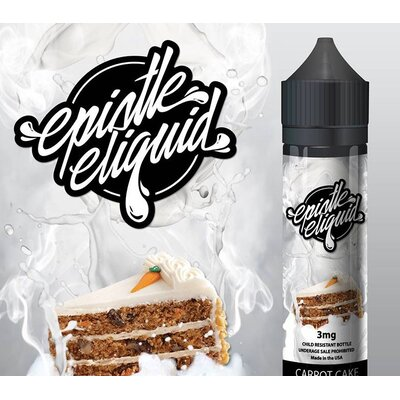 Carrot Cake E-Liquid 50ml Epistle