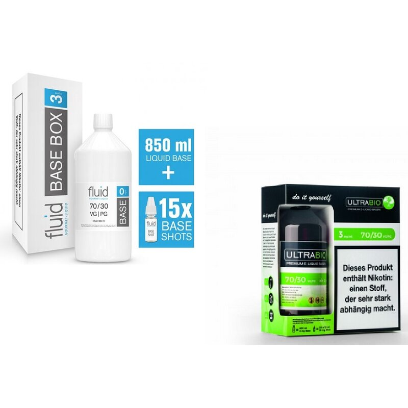 Ultrabio Basen Bundle 3mg