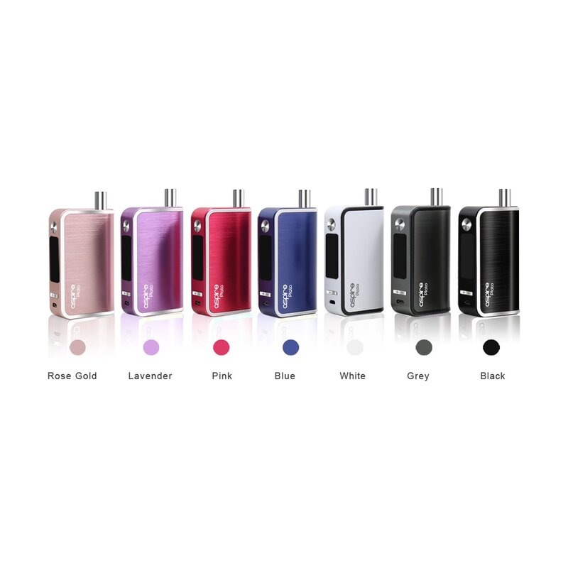 Aspire Plato TC Full Kit