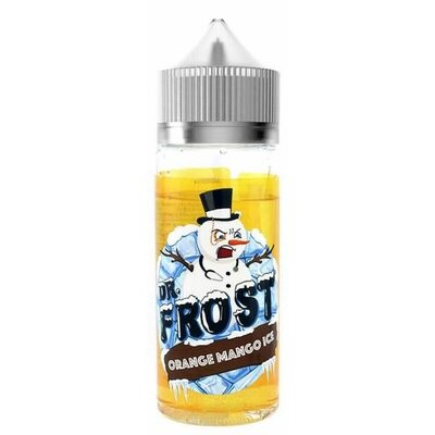 Orange Mango Ice E-Liquid Dr. Frost
