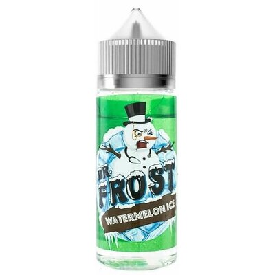 Watermelon Ice E-Liquid 100ml Dr. Frost