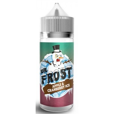 Apple Cranberry Ice Pole E-Liquid 100ml Dr. Frost