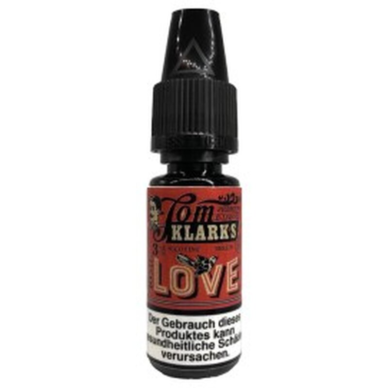 Love E-Liquid 3x10ml Tom Klarks