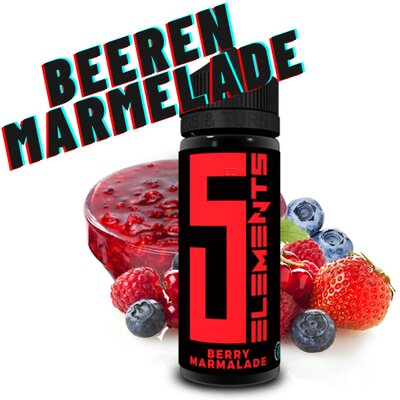 5 Elements Berry Marmalade Aroma 10ml VoVan