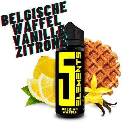 5 Elements Belgian Waffle Aroma 10ml VoVan