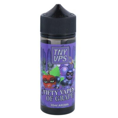 Fifty Vapes of Grape Aroma 30ml Tony Vapes