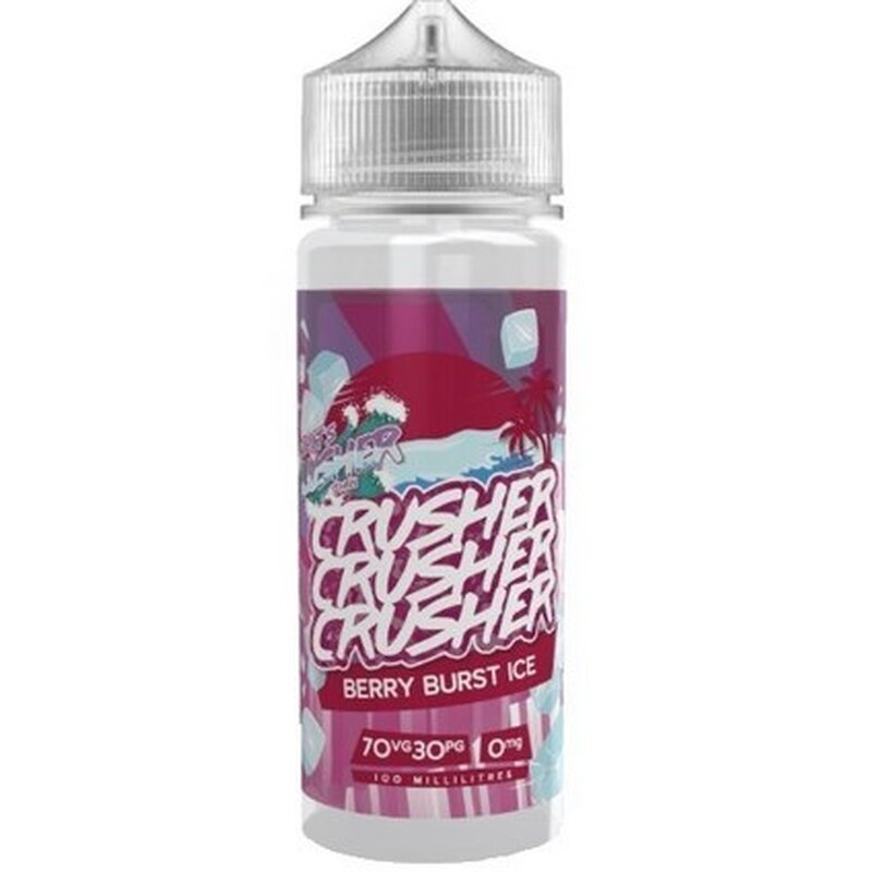 Berry Burst Ice E-Liquid 100ml Crusher