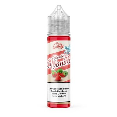 Strawberry Vanilla on Ice Aroma 20ml Flavour-Smoke