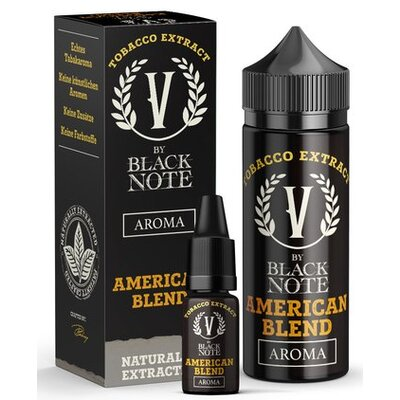 American Blend Aroma 10ml V by Black Note