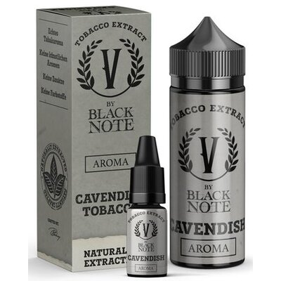 Cavendish Aroma 10ml V by Black Note