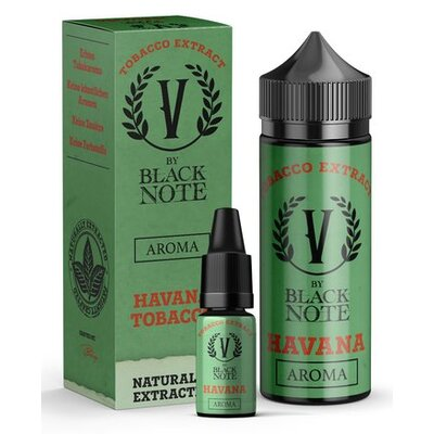 Havana Aroma 10ml V by Black Note
