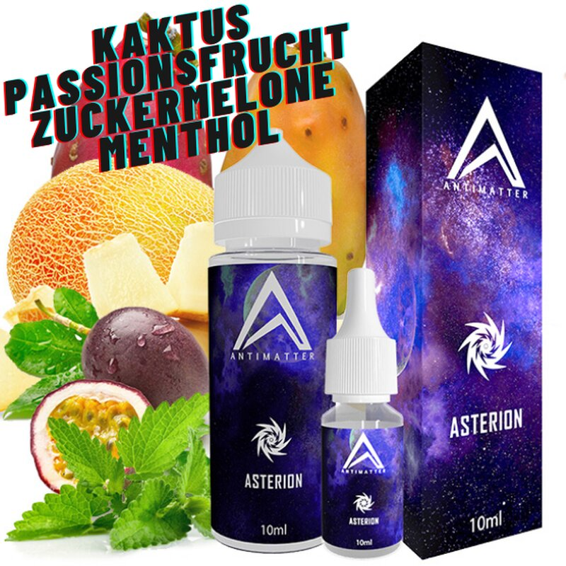 Asterion Aroma 10ml Antimatter