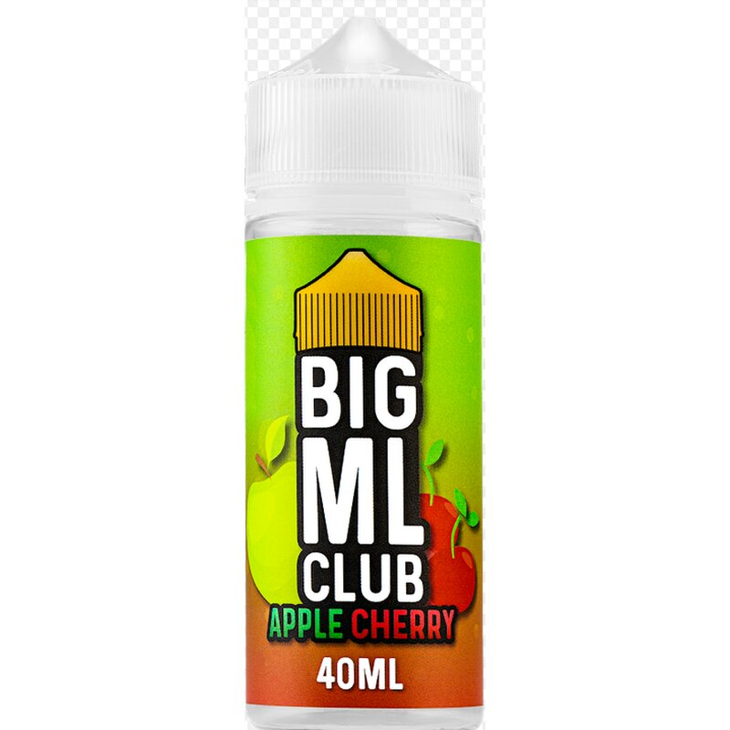 Apple Cherry Aroma 40 ml Big ML Club