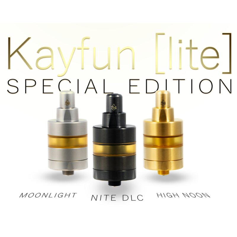 Kayfun Lite Special Edition 24mm