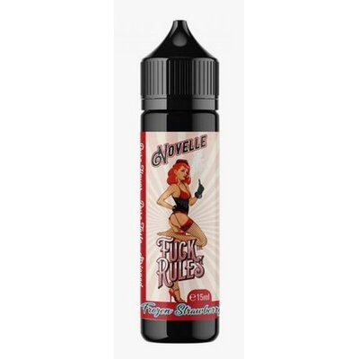 Frozen Strawberry Aroma 15ml Fuck The Rules Novelle
