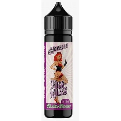 Rockin Berries Aroma 15ml Fuck The Rules Novelle